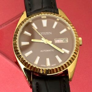 Mens Citizen Automatic Wristwatch